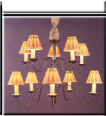 View our selection of Chandeliers