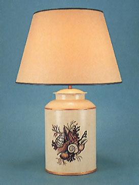 woolpit interiors victorian shells lamp base on. Black Bedroom Furniture Sets. Home Design Ideas